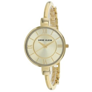Anne Klein Women's Classic AK-1750CHGB Watch - N/A