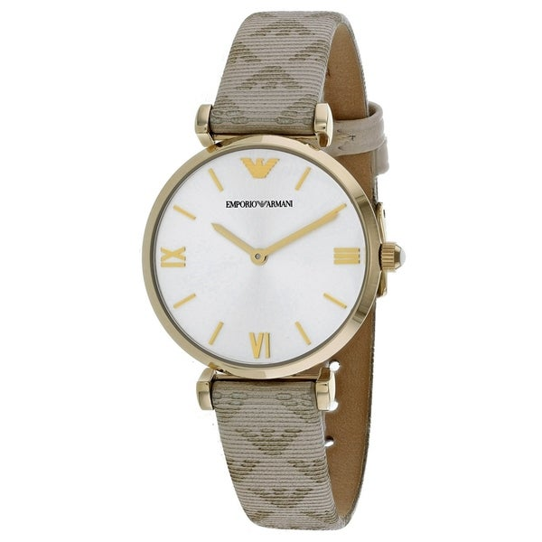 7b35efd35e94 Shop Armani Women s Dress AR11127 Watch - N A - Free Shipping Today -  Overstock - 25769853