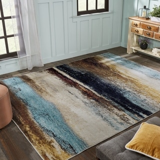 Link to Copper Grove Ashtarak Area Rug Similar Items in Rugs