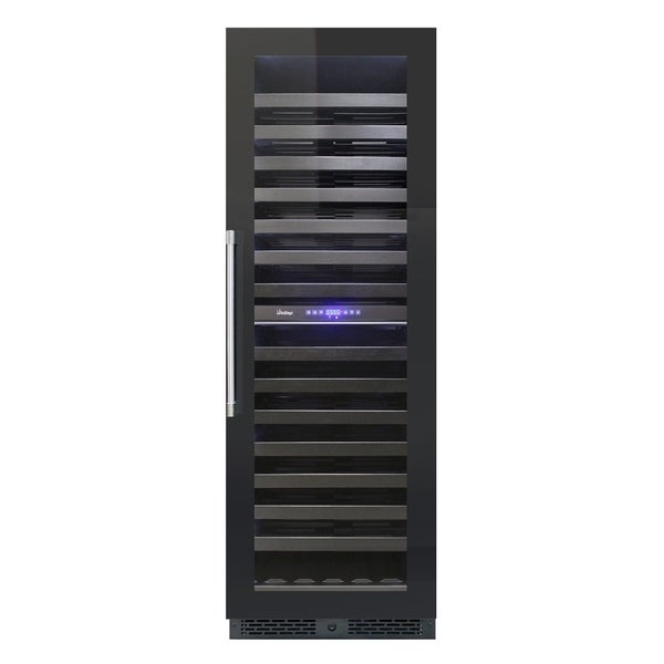 Vinotemp 24-Inch Panel-Ready Dual Zone Wine Cooler