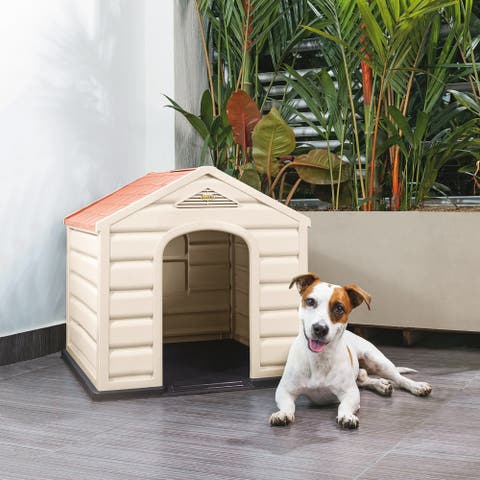 Rimax Dog House for Small Breeds