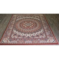 "8x11 Abstract Area Rug - 7'10"" x 10'6"""
