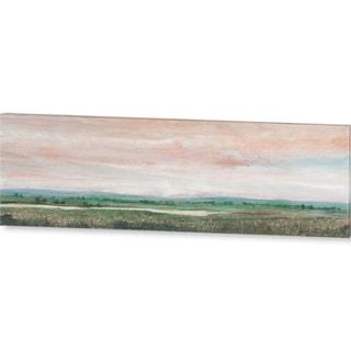 Mercana Sky Line II (72 X 24) Made to Order Canvas Art