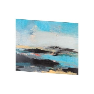 Mercana Bold Horizon II (36 X 30) Made to Order Canvas Art