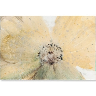 Mercana Floral Spirit IV (MC) (58 X 38) Made to Order Canvas Art