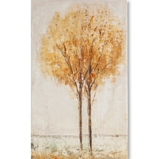 Mercana Falling Leaves I (MC) (36 X 60) Made to Order Canvas Art