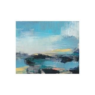 Mercana Bold Horizon I (36 X 30) Made to Order Canvas Art