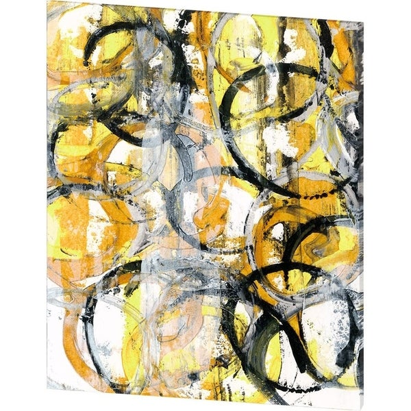 Mercana Taxi Cab I (44 X 58) Made to Order Canvas Art
