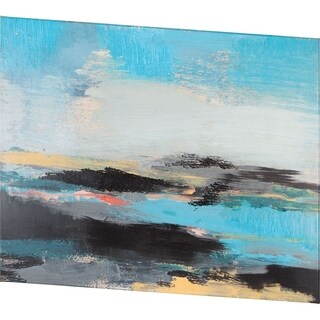 Mercana Bold Horizon II (54 X 45) Made to Order Canvas Art
