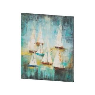 Mercana Sail Away 2 (30 X 37) Made to Order Canvas Art