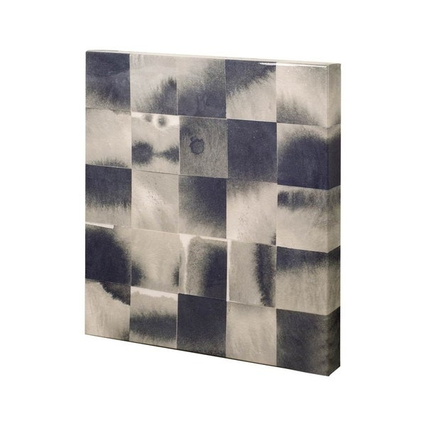 Mercana Squares 3 (30 x 30) Made to Order Canvas Art