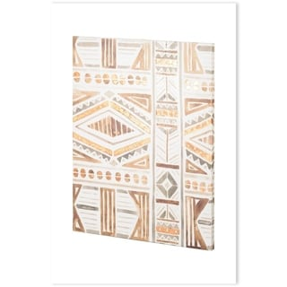 Mercana Tribal Impressions II (30 x 40) Made to Order Canvas Art