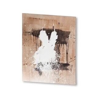Mercana White Dress 1 (30 X 38) Made to Order Canvas Art