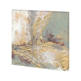 Mercana Gilded Circuit II (30 x 30) Made to Order Canvas Art