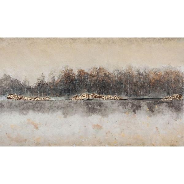 Mercana Edgewater II (64 X 38) Made to Order Canvas Art