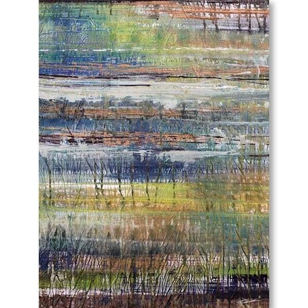 Mercana Rushes II (MC) (38 X 50) Made to Order Canvas Art