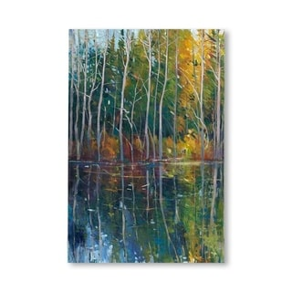 Mercana Pine Reflection II (MC) (30 X 45) Made to Order Canvas Art