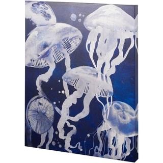 Mercana Swarm II (30 x 37) Made to Order Canvas Art