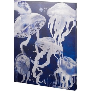 Mercana Swarm II (30 x 37) Made to Order Canvas Art