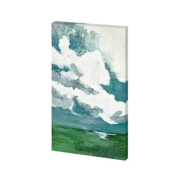 Mercana Midnoon Countrysides 2 (20 x 37) Made to Order Canvas Art