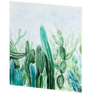 Mercana Succulentus (44 x 44) Made to Order Canvas Art