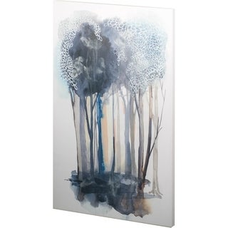 Mercana Tranquil Coppice II (44 x 66) Made to Order Canvas Art