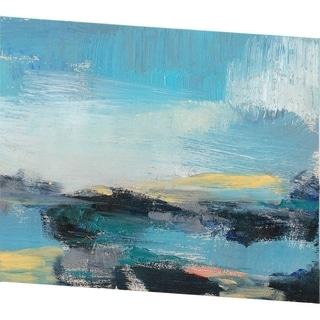 Mercana Bold Horizon I (54 X 45) Made to Order Canvas Art