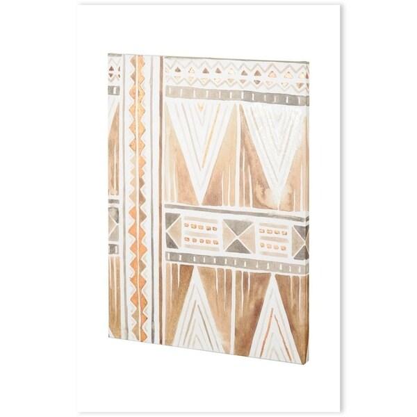 Mercana Tribal Impressions I (30 x 40) Made to Order Canvas Art