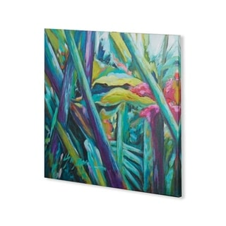 Mercana Bula Bula I (30 x 30) Made to Order Canvas Art