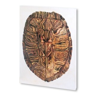 Mercana Tortoise Shell II(30 X 40) Made to Order Canvas Art