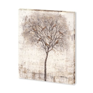 Link to Mercana Tree of Birds I (30 x 37) Made to Order Canvas Art Similar Items in Specialty Material Art
