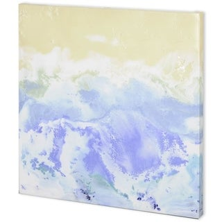 Mercana Morning Surf II (44 x 44) Made to Order Canvas Art