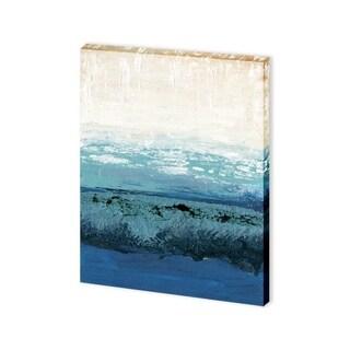 Mercana Sapphire Cove II (30 x 40) Made to Order Canvas Art