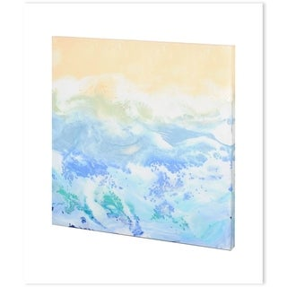 Mercana Morning Surf I (30 x 30) Made to Order Canvas Art