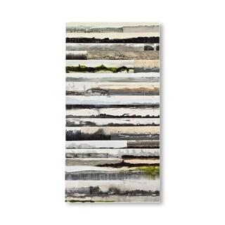 Mercana Neutral Plains 2 (25 X 50) Made to Order Canvas Art