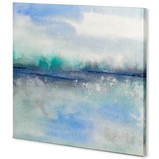 Mercana Feeling Teal II (41 x 41) Made to Order Canvas Art