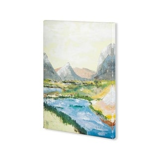 Mercana Open Spaces 7 (30 x 40) Made to Order Canvas Art
