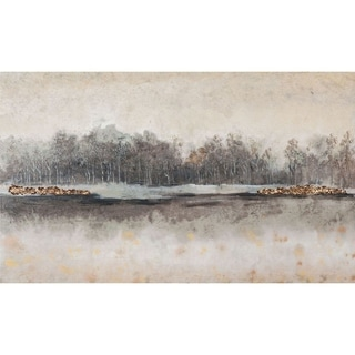 Mercana Edgewater I (44 X 26) Made to Order Canvas Art