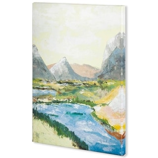 Mercana Open Spaces 7 (44 x 58) Made to Order Canvas Art