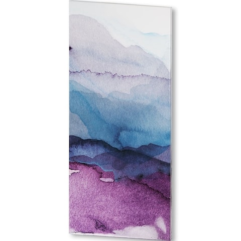 Mercana Water Landscape 3 (30 X 68) Made to Order Canvas Art