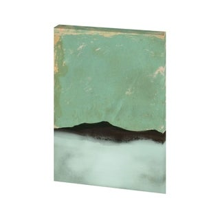 Mercana Foggy Paper Landscape A (25 X 36) Made to Order Canvas Art