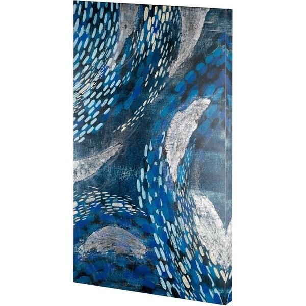Mercana Moon Tide II (41 x 68) Made to Order Canvas Art