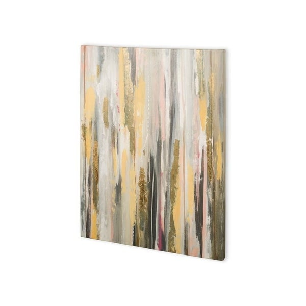 Mercana Color Ripple I (30 x 40) Made to Order Canvas Art