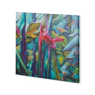 Mercana Bula Bula II (30 x 30) Made to Order Canvas Art