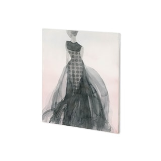 Mercana Tulle and Drapery II (30 x 38) Made to Order Canvas Art