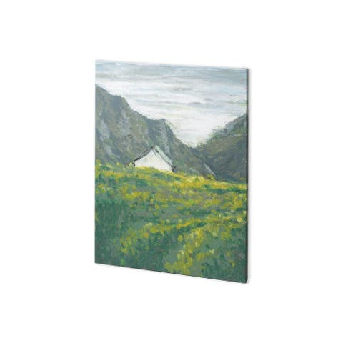 Mercana Spring & Fall I (28 x 38) Made to Order Canvas Art - Multi