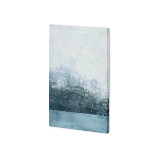 Mercana Forest Reflection III (28 x 42 ) Made to Order Canvas Art