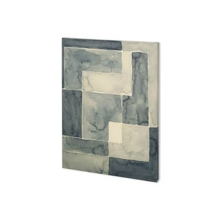 Mercana Blockade II (28 x 38) Made to Order Canvas Art