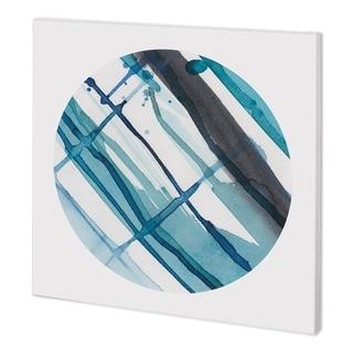 Mercana Geo Logic III (44 x 44) Made to Order Canvas Art