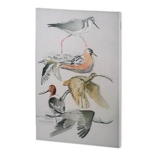 Mercana Bird Study I (38 x 56 ) Made to Order Canvas Art